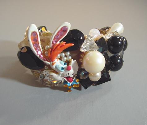 WENDY GELL 1997 Roger Rabbit Wristy bracelet